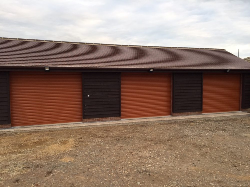 SWS SecureoDoor Commercial Shutters fitted in Marlow by Shutter Spec Security