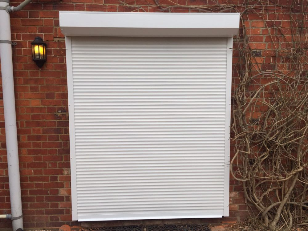 SeceuroShield Extruded Aluminium Security Shutters fitted in Henley, Oxfordshire by Shutter Spec Security