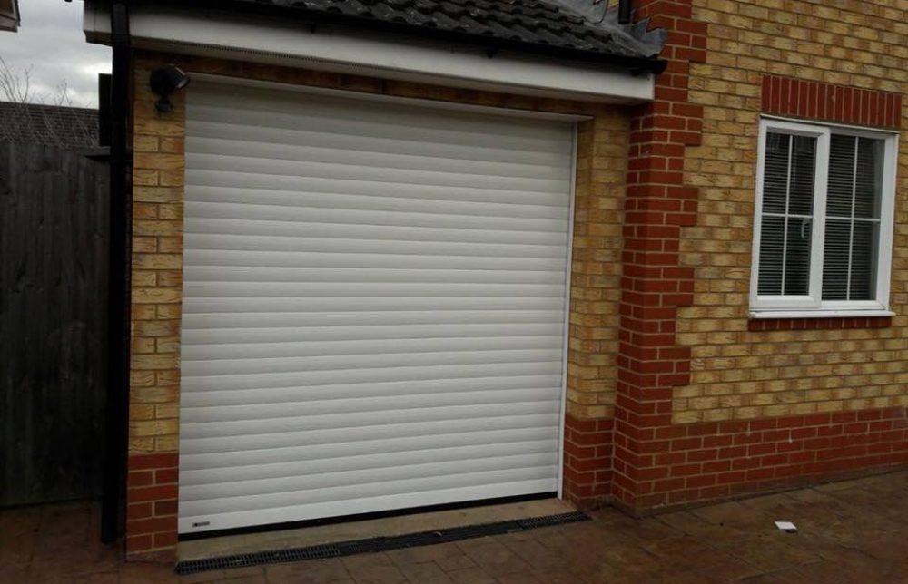 Seceuroglide Roller Garage Door Aylesbury